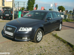 Audi A6 Avant 2011r 2.7 TDI