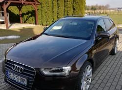 Audi a4 b8 lift model 2013r