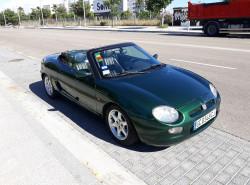 MG Cabrio