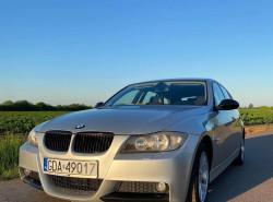 BMW seri 3 E91 318i benzyna -gaz , wymieniony rozrząd !!