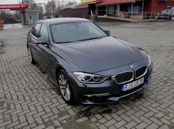 BMW F30 320i 184KM 2013 rok