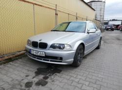 BMW e46 320Ci R6 manual