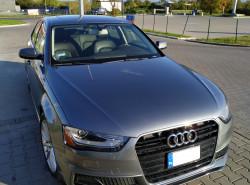 Audi A4 S-Line 220KM