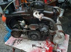 Obudowa alternatora z wiatrakiem Fiat 126 p Warto !!