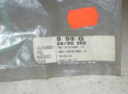 Zestaw naprawczy gaźnika AUDI 80; MERCEDES 190 (W201), s53g