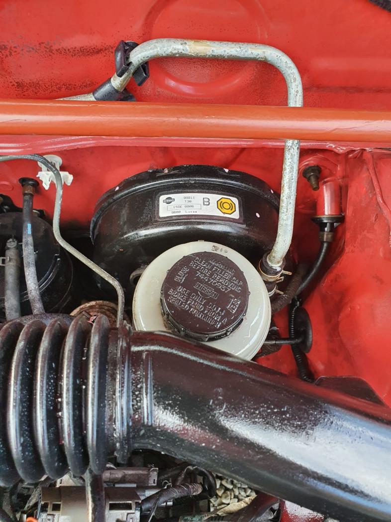 Pompa hamulcowa z serwerem Nissan Micra K11 Warto !!1